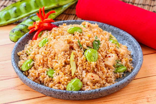 cara membuat nasi goreng