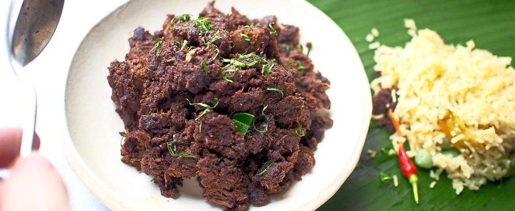 bumbu rendang daging sapi
