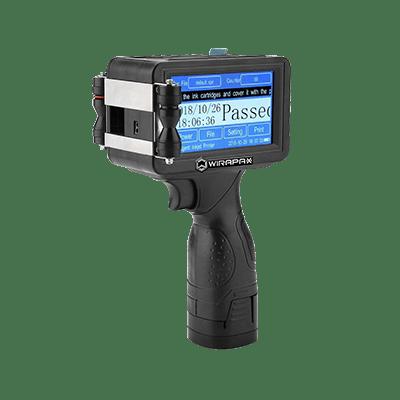 WIRAPAX handheld inkjet