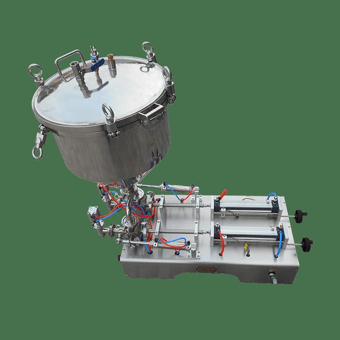 mesin pengisi dengan pressure