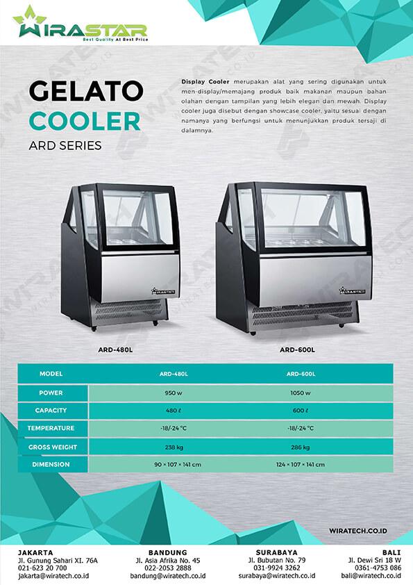 display cooler ARD-SERIES