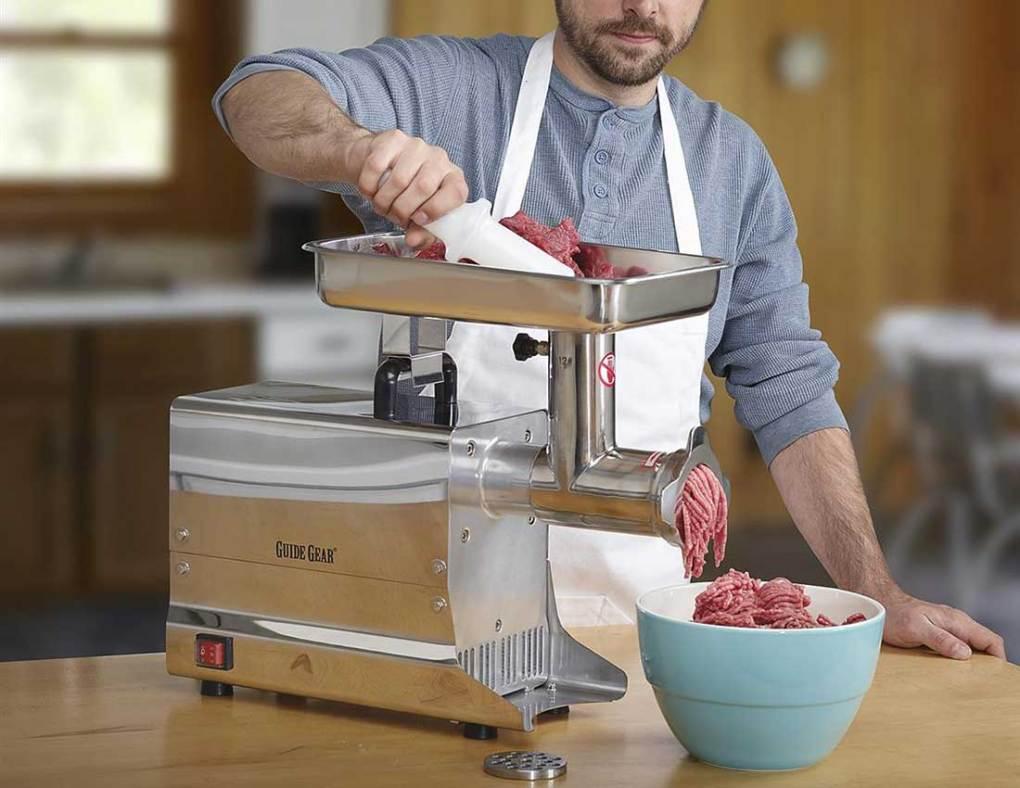 Mesin giling daging dan tulang