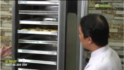 Cara Menggunakan Proofer Roti 2