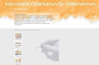 Meine überarbeitete Osterkarten-Website ist online 1