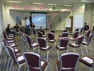 Graphic Recording auf einem Strategietreffen nahe London 3