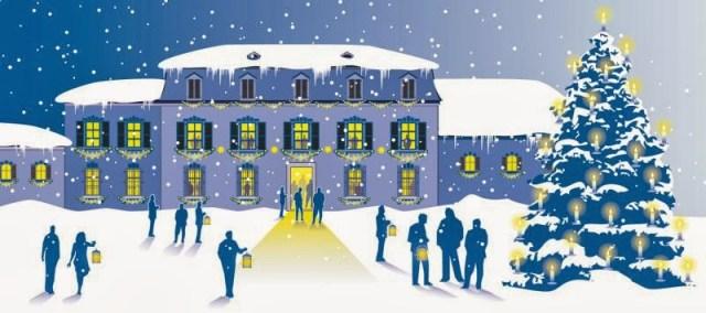 Die ersten Weihnachtskarten gehen raus 2