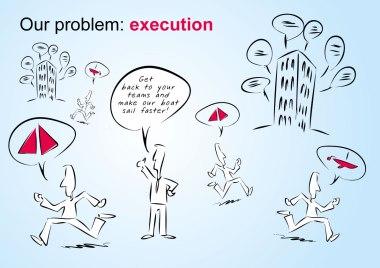 Illustration für Leadership-Event