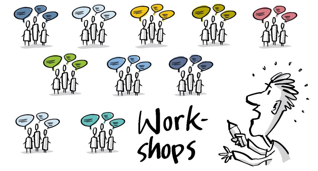 Die-Schwierigkeit-mit-Workshops-bei-Graphic-Recording