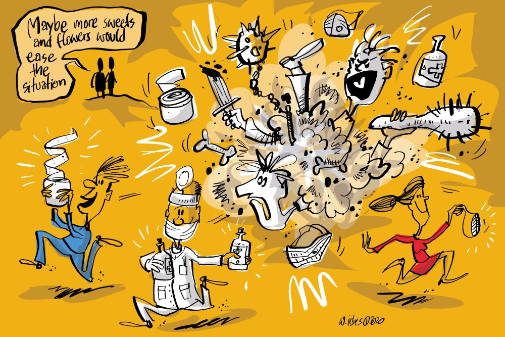 Die Corona-Krise im Bild 7