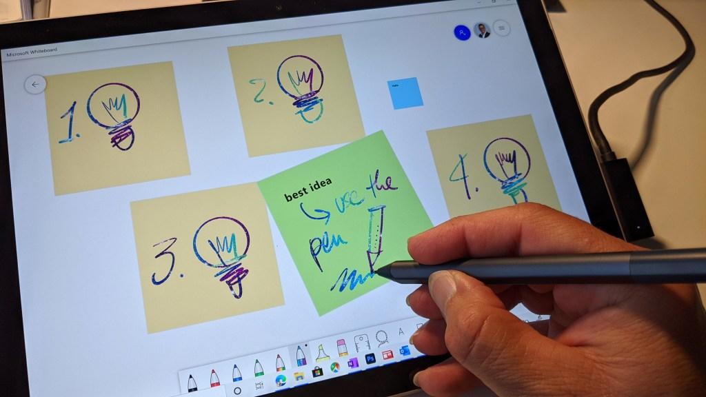 Ein Plädoyer für mehr Stift in der digitalen Welt - die Verwendung des Surface Pen im Büroalltag 11