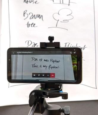 Die bessere Videokonferenz mit Stift & Touch 5
