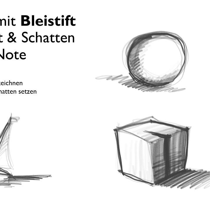 Spezialkurs: Digitales Zeichnen auf dem Microsoft Surface oder ähnlichen Windows-Geräten 7