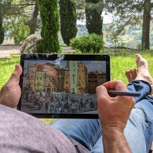 ONLINE-KURS: Microsoft Surface mit Stift richtig nutzen und papierarm wie kreativ arbeiten | 30.9. bis 1.10.2021 - vormittags 1