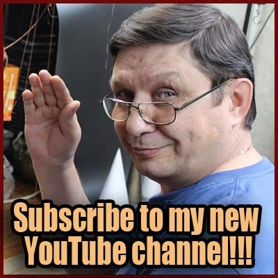 Subscribe to my new YouTube channel !!!