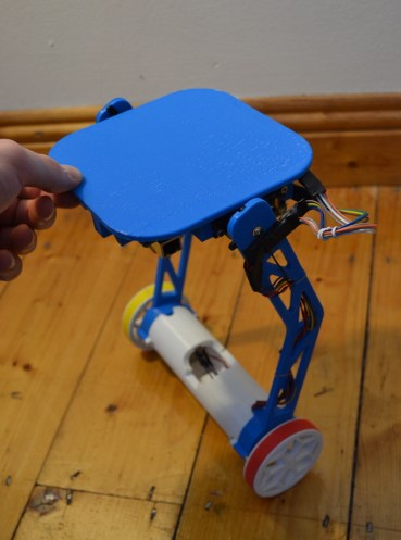 Self-balancing Robot (Gen2)
