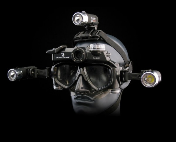 Liquid Image's HD Video Underwater Camera Mask | WIRED