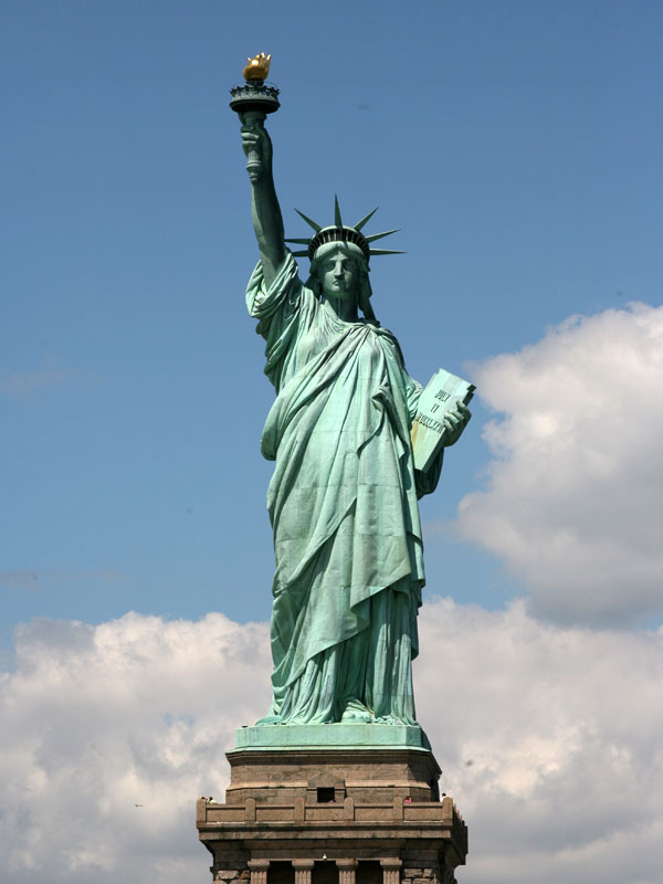 Image result for image of statue of liberty