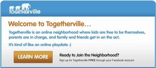 Facebook Togetherville
