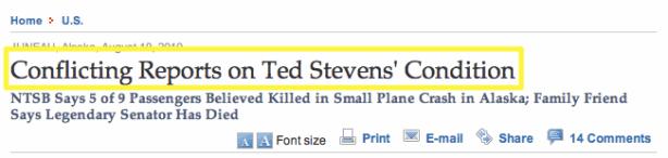 CBS Headline