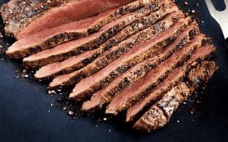 Sliced Flank Steak