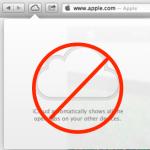 broken iCloud