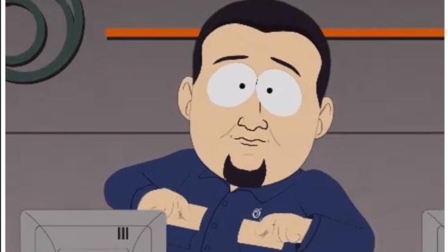South Park capture