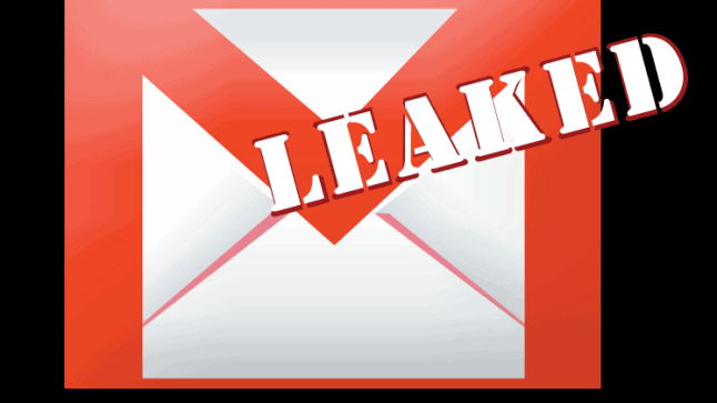 gmail not hacked