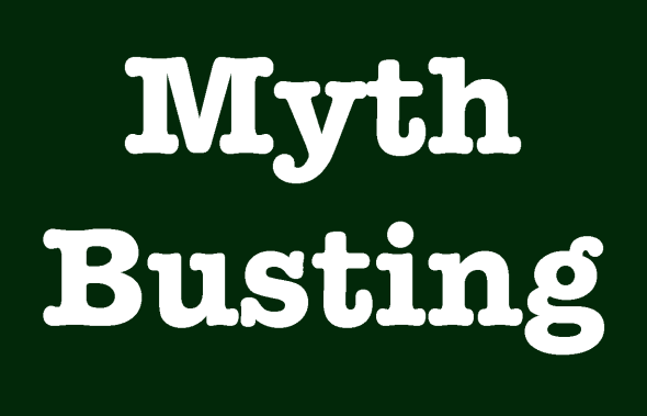 Myth-busting: a tale of two shooters