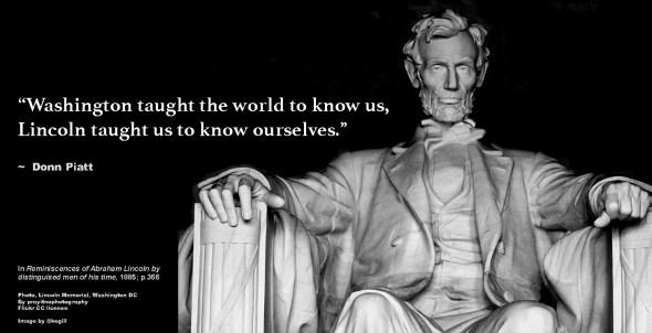 Donn Piatt on Lincoln