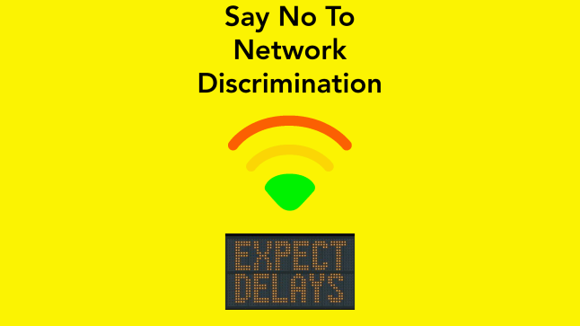 network discrimination