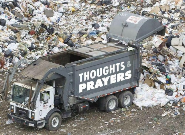 thoughts and prayers, imager