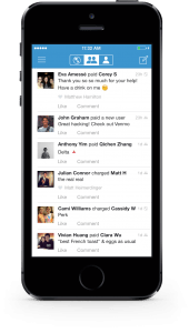 Venmo payments screenshot