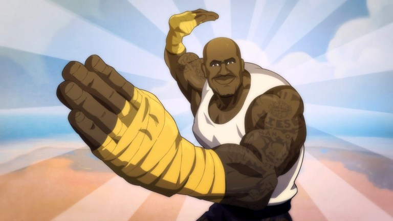 Classic beat 'em up action starring Shaquille O'Neal
