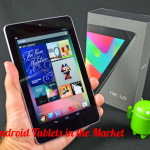 5 Best Android Tablets in the Market