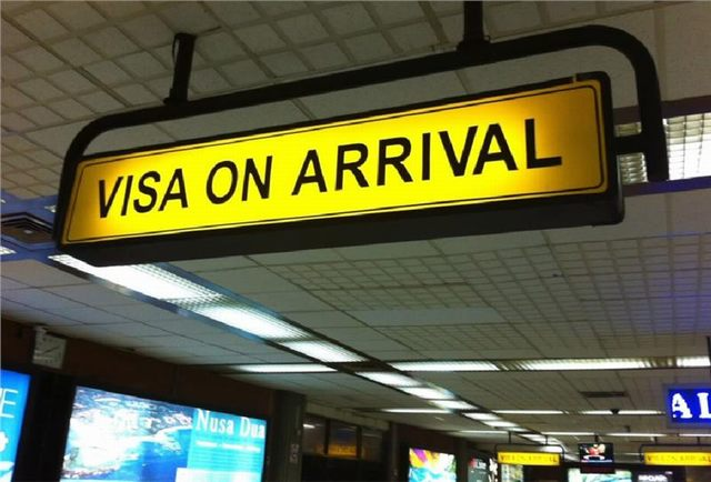 visa on arrival countries indian