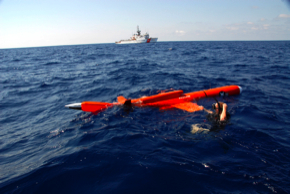 Unmanned submarines