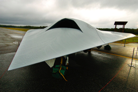 UCAV (Unmanned Combat Aerial Vehicle)