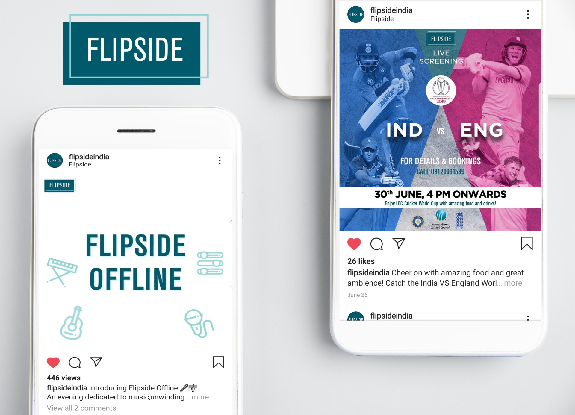 Flipside Intagram Feed