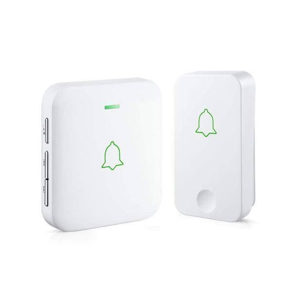 wireless kinetic doorbell