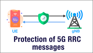 Protection of 5G RRC Messages