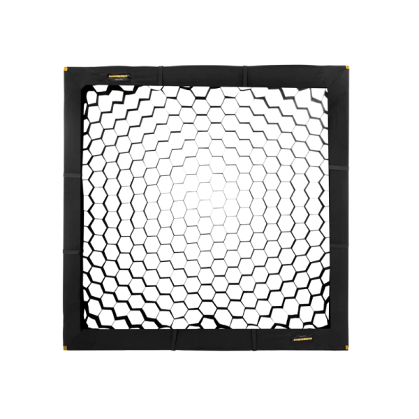 Soft Egg Crate by Honeycrates - 50° Overhead, Wrap Around Style