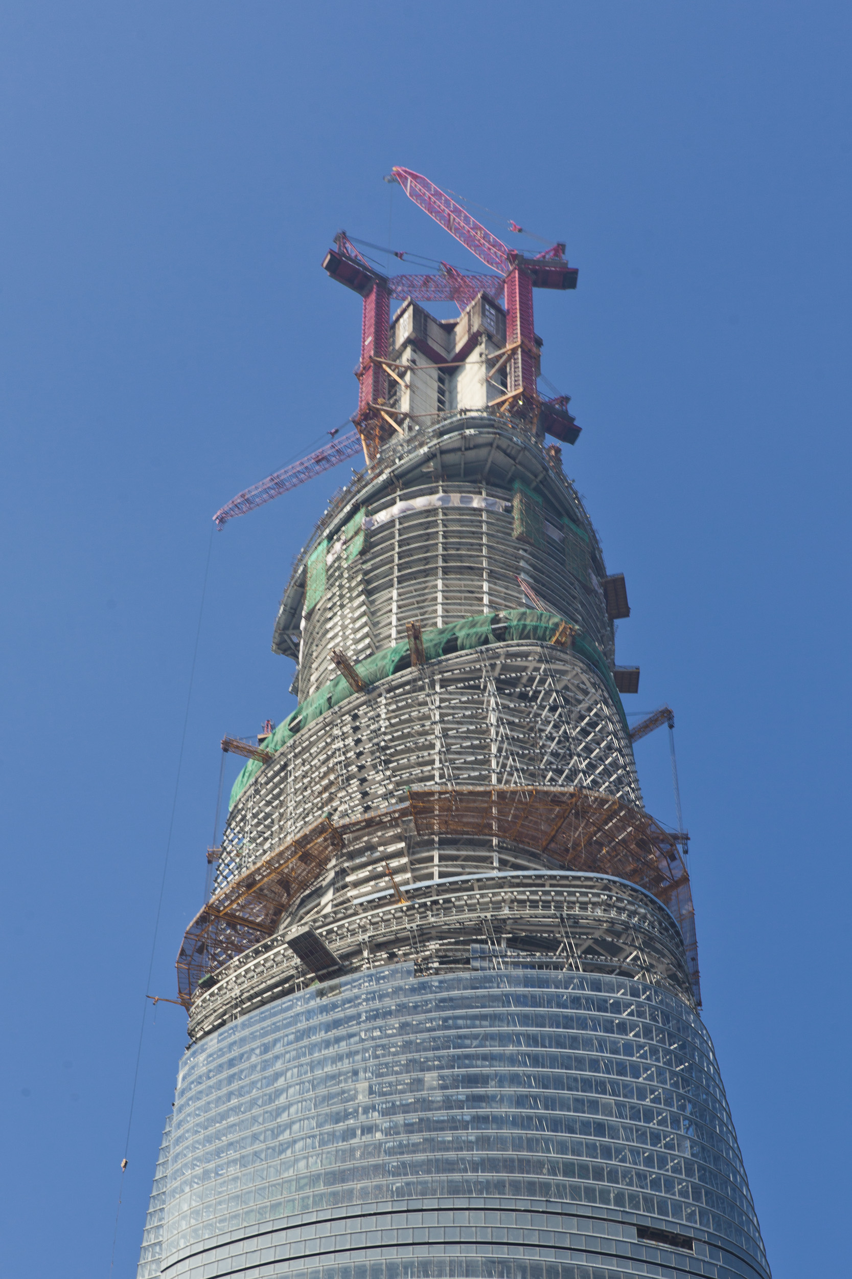 Vertical Investments The Shanghai Tower Redefines The