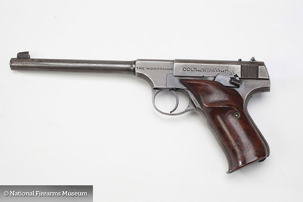 colt_woodsman_semi_automatic_pistol