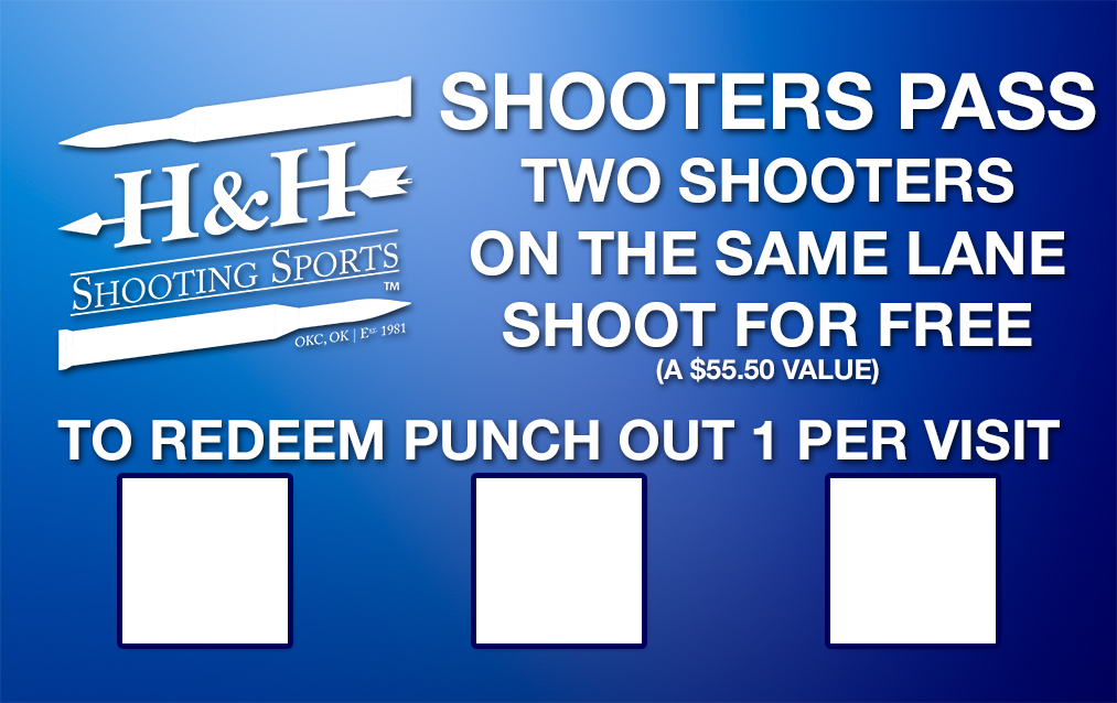 Introducing the H&H Shooters Pass