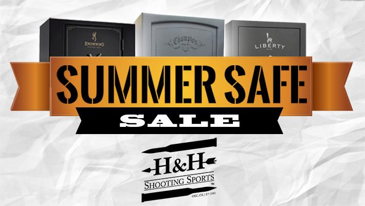 H&H Summer Safe Sale