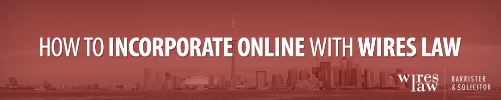 Incorporate Online Canada