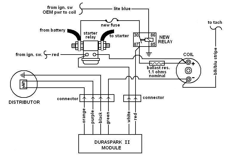 Duraspark Ii Wiring Diagram