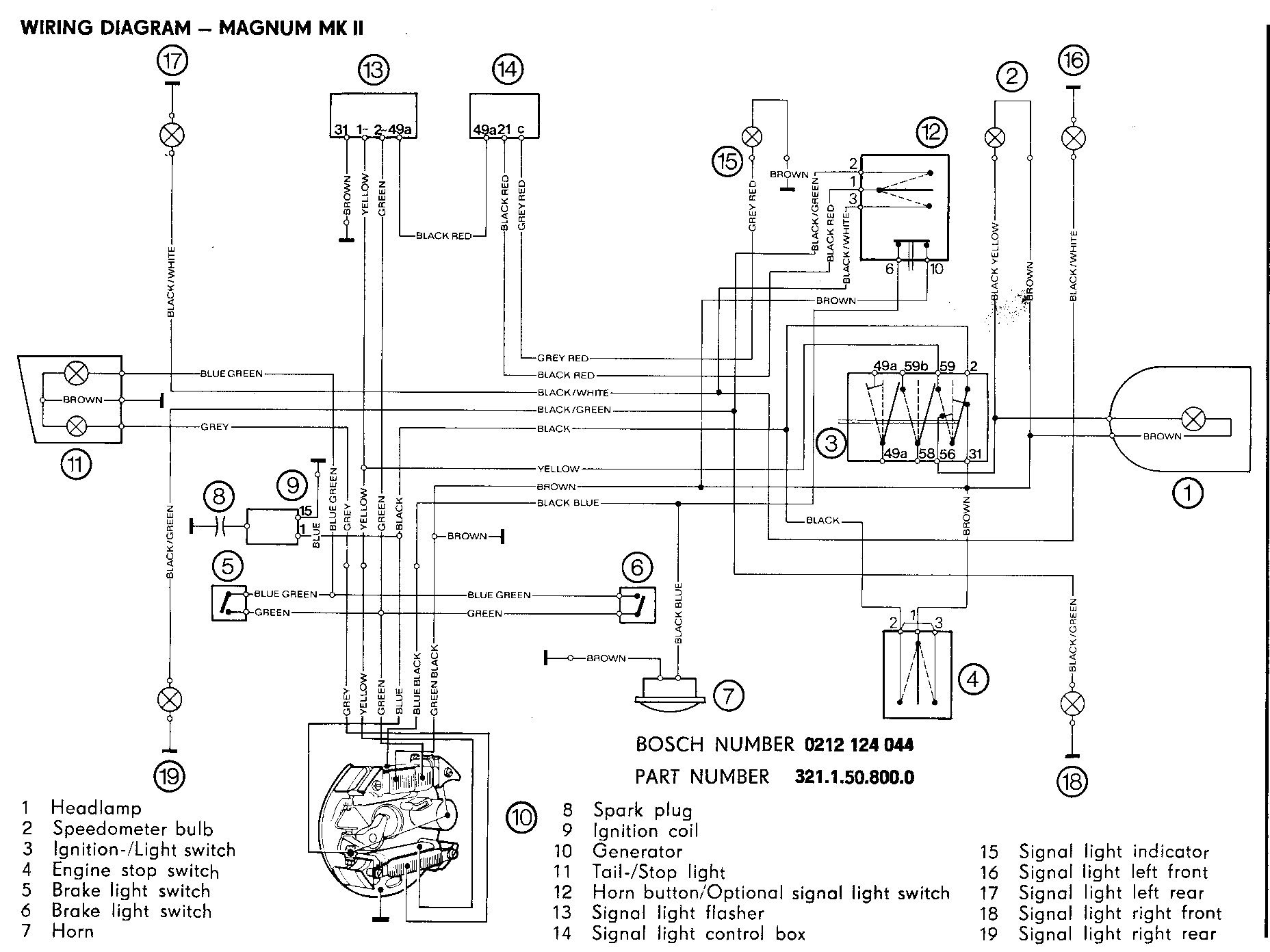 Dodge Ramcharger Brake Wiring Diagram