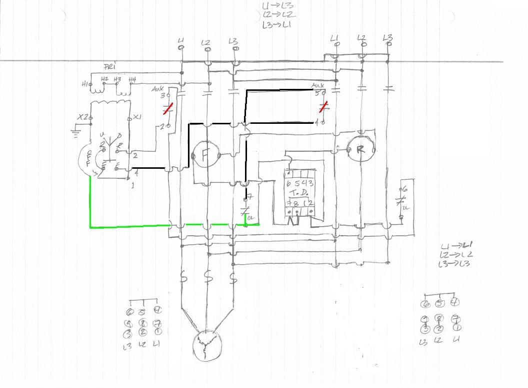 Baseboard Heater Wiring Diagram 240v