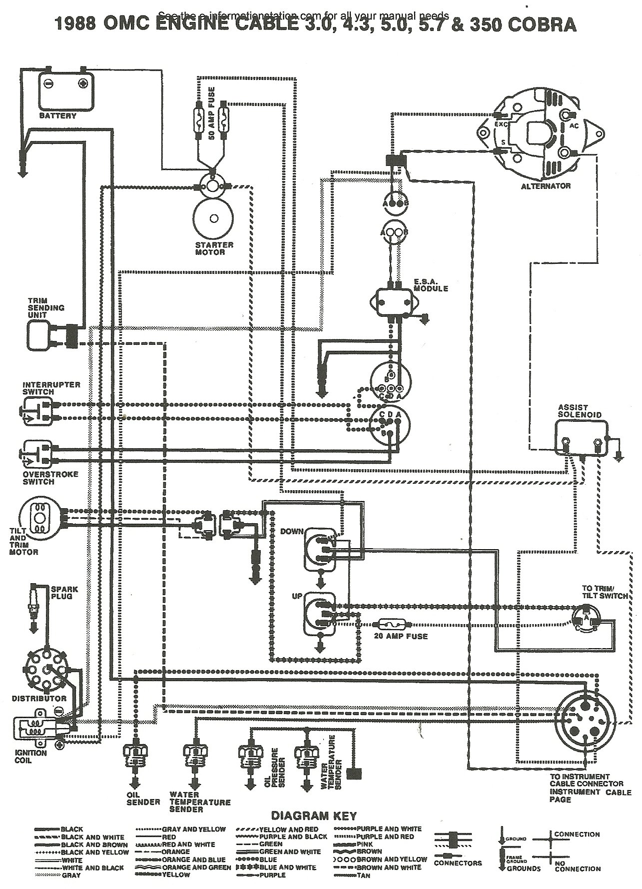 Bayliner 185 Wiring Diagram